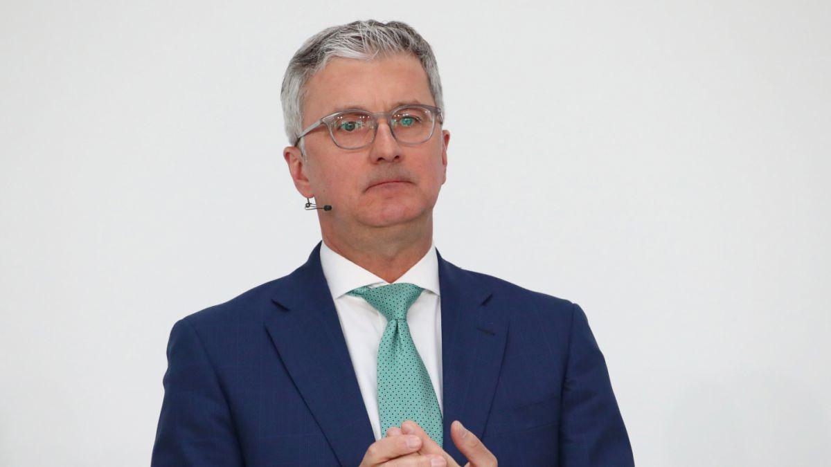"""Detienen al jefe de Audi por presunta participación en escándalo """"dieselgate"""""""