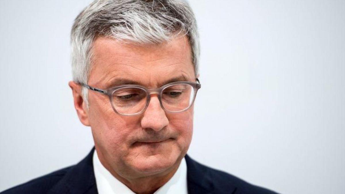 Rupert Stadler, el exitoso directivo de Audi caído en desgracia por el dieselgate