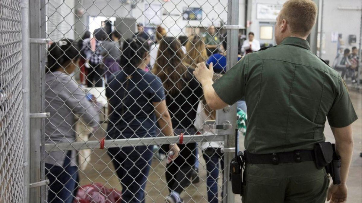 Resultado de imagen para migrantes en jaulas trump