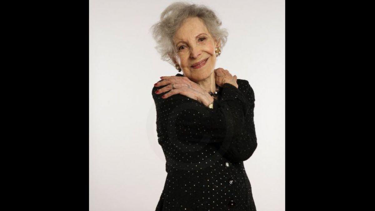 Fallece a los 90 años la destacada actriz Nelly Meruane