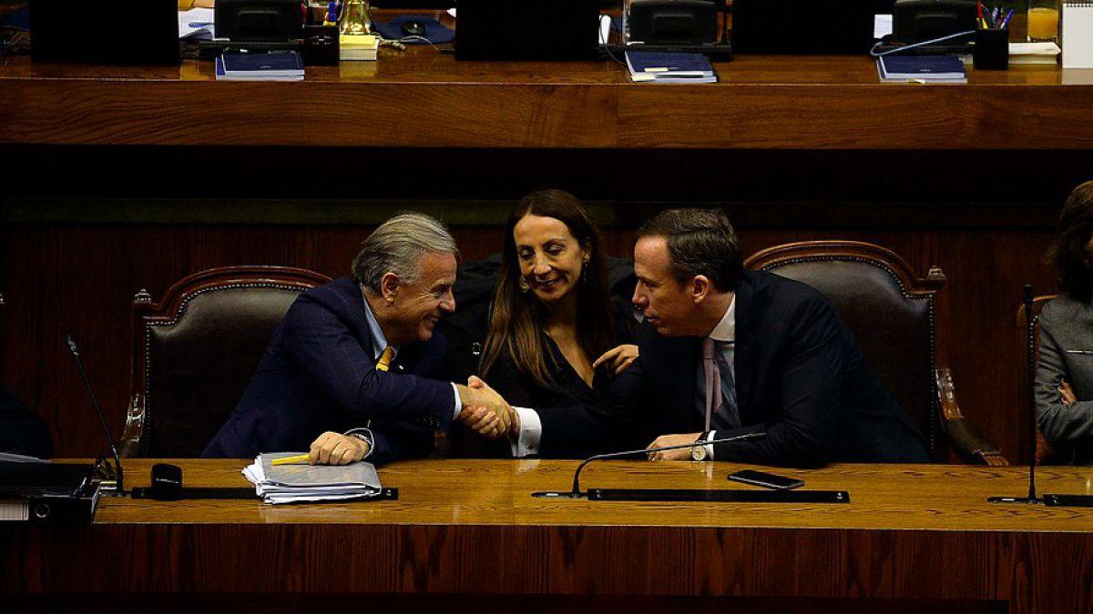 Santelices tras caída de acusación constitucional: Chile necesita un camino de unidad