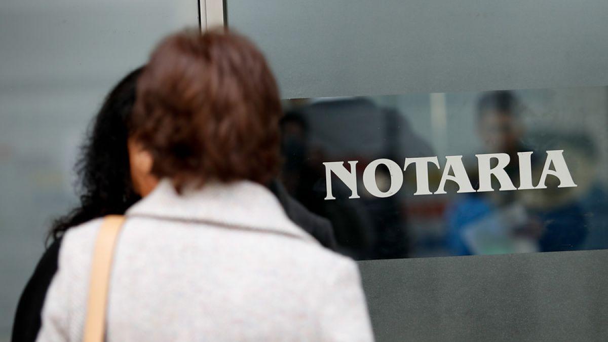 Fiscalía Nacional Económica propone reforma estructural al mercado de notarios