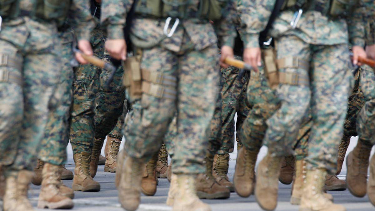 PDI detuvo a dos funcionarios del Ejército por robo de material militar