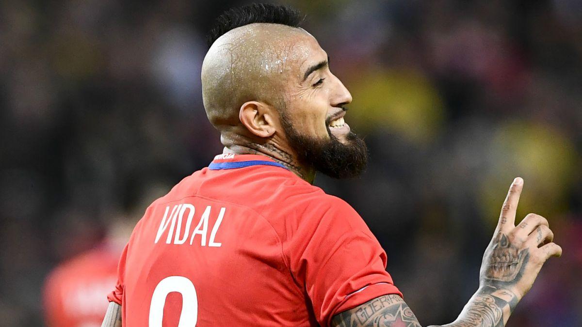 ¡Bombazo! Arturo Vidal es nuevo jugador del Barcelona