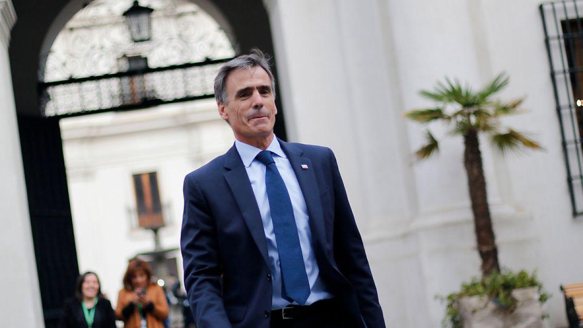 [VIDEO] Gobierno valora que SQM revirtiera designación de Julio Ponce como asesor