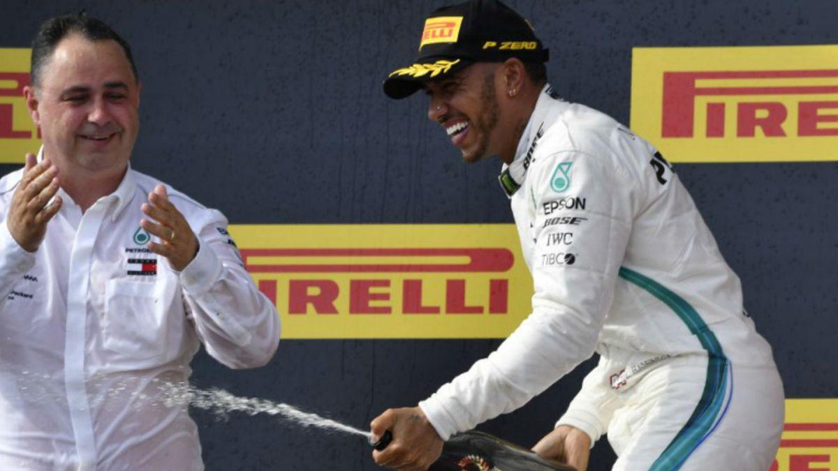 Fórmula 1: Lewis Hamilton gana el GP de Francia y retoma el liderato de la tabla