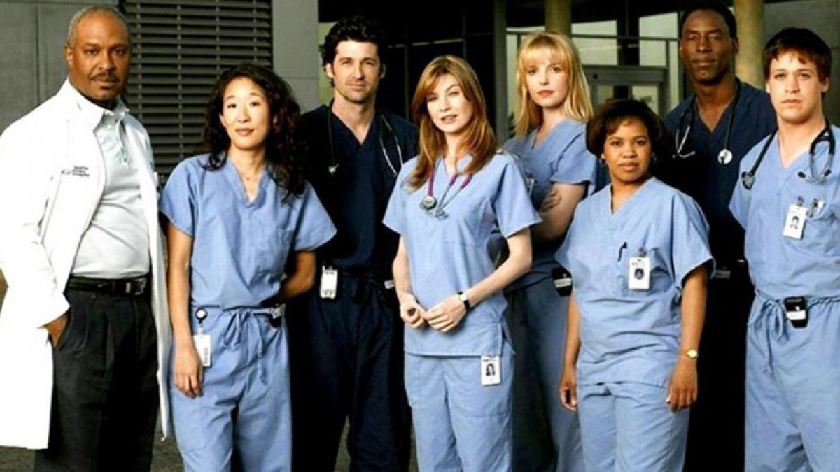 Greys Anatomy Charaktere