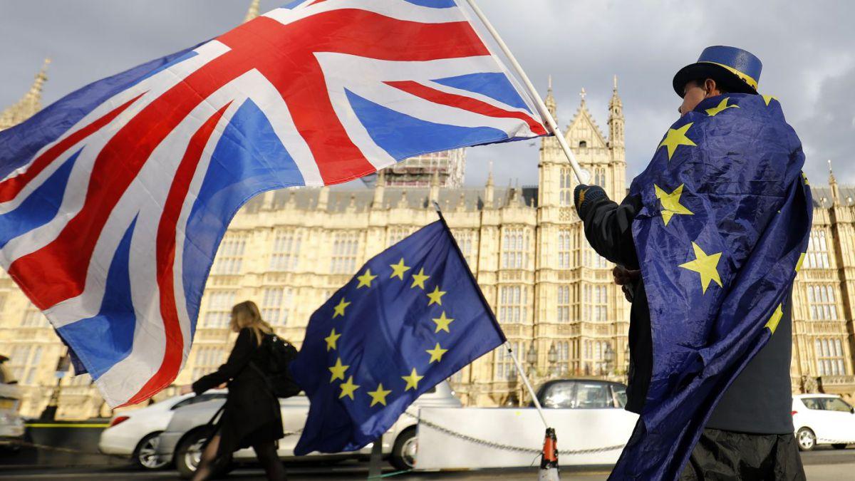Reino Unido promulga la ley para el Brexit