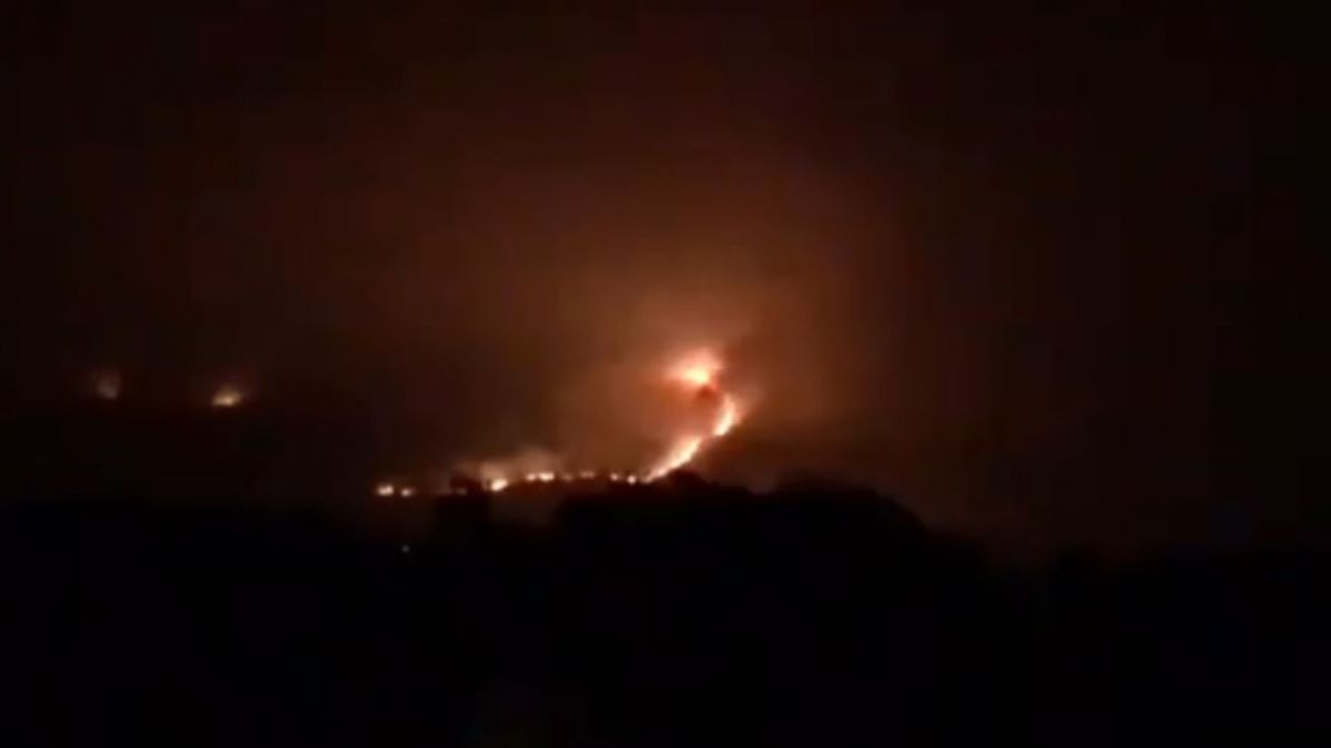 [VIDEO] Cientos de evacuados por el incendio más grande de la historia de Inglaterra