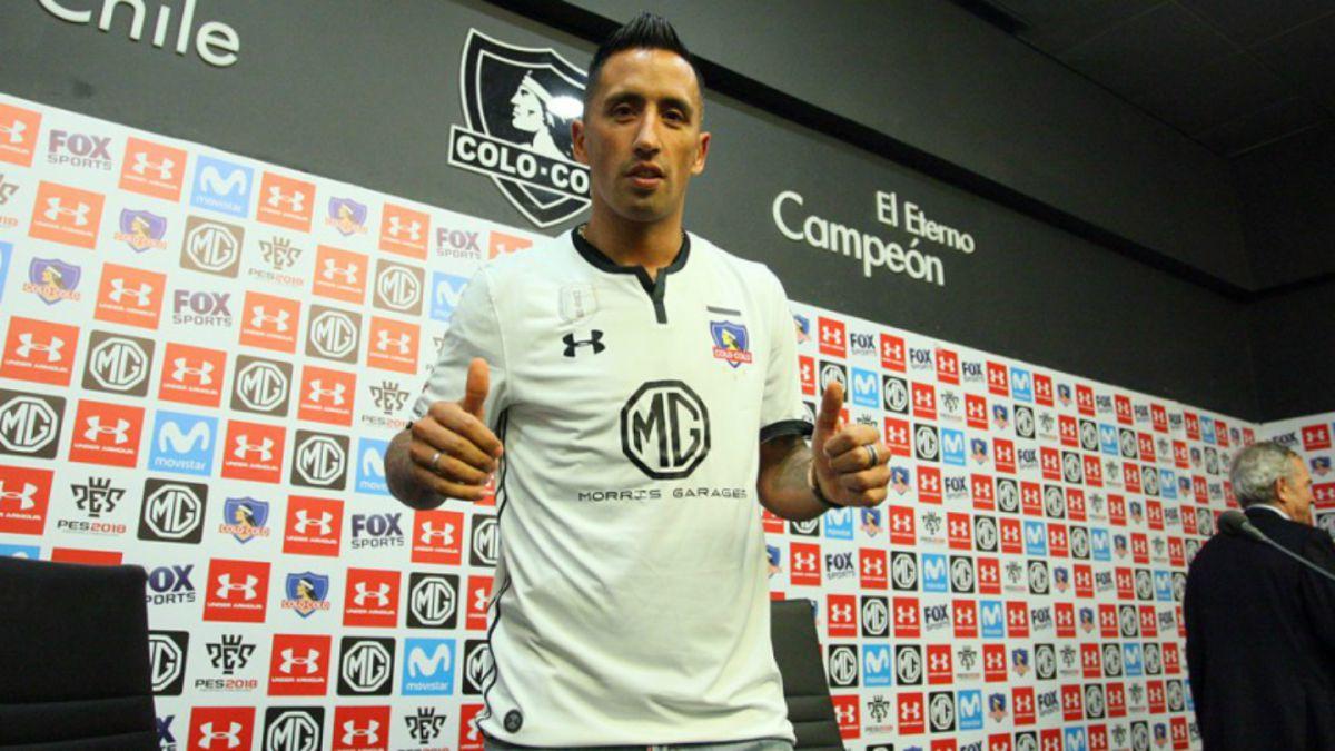 Dos amistosos menos: Nacional suspende duelo con Colo Colo donde debutaría Barrios