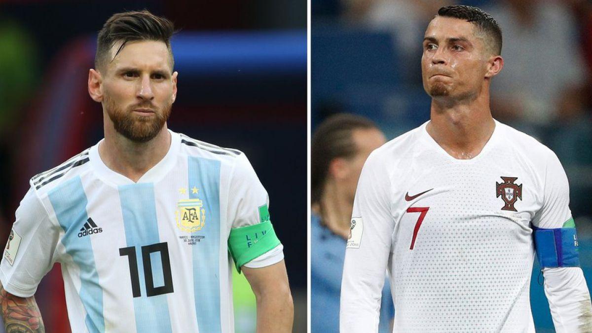 Rusia 2018: Messi, Ronaldo y otros seis de los mejores jugadores que nunca ganaron un Mundial