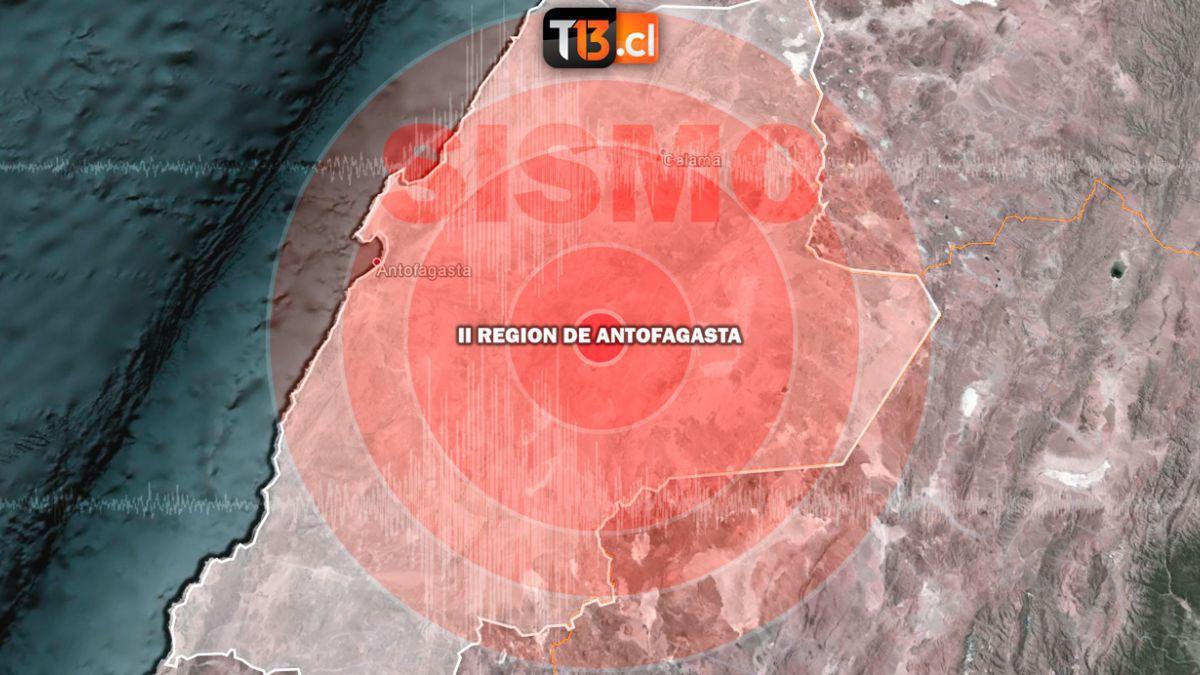 Un nuevo sismo afecta a la zona norte del país
