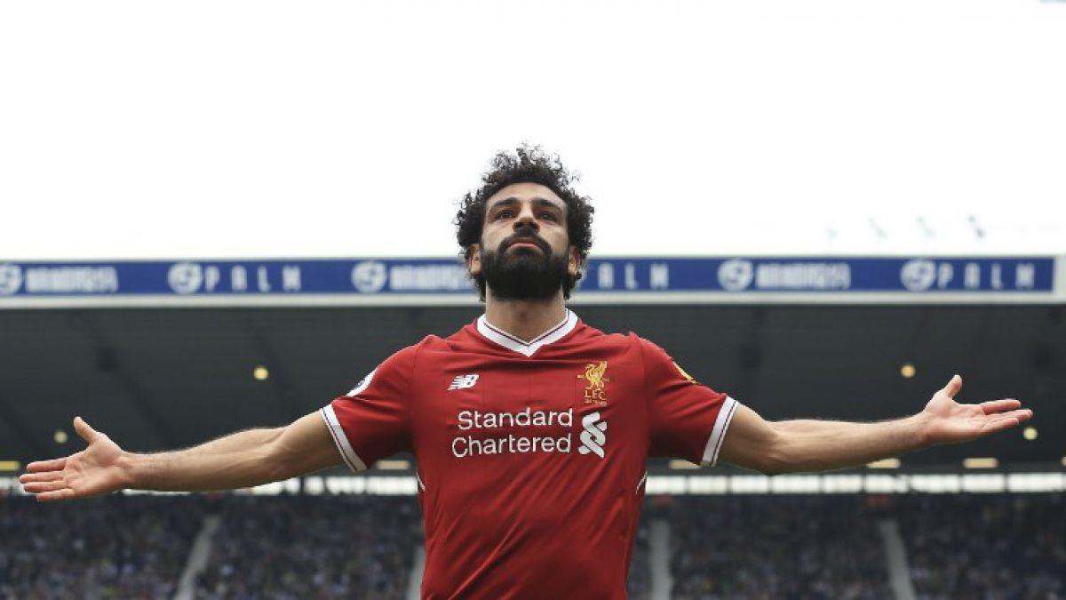 Mohamed Salah renovó con el Liverpool hasta 2023