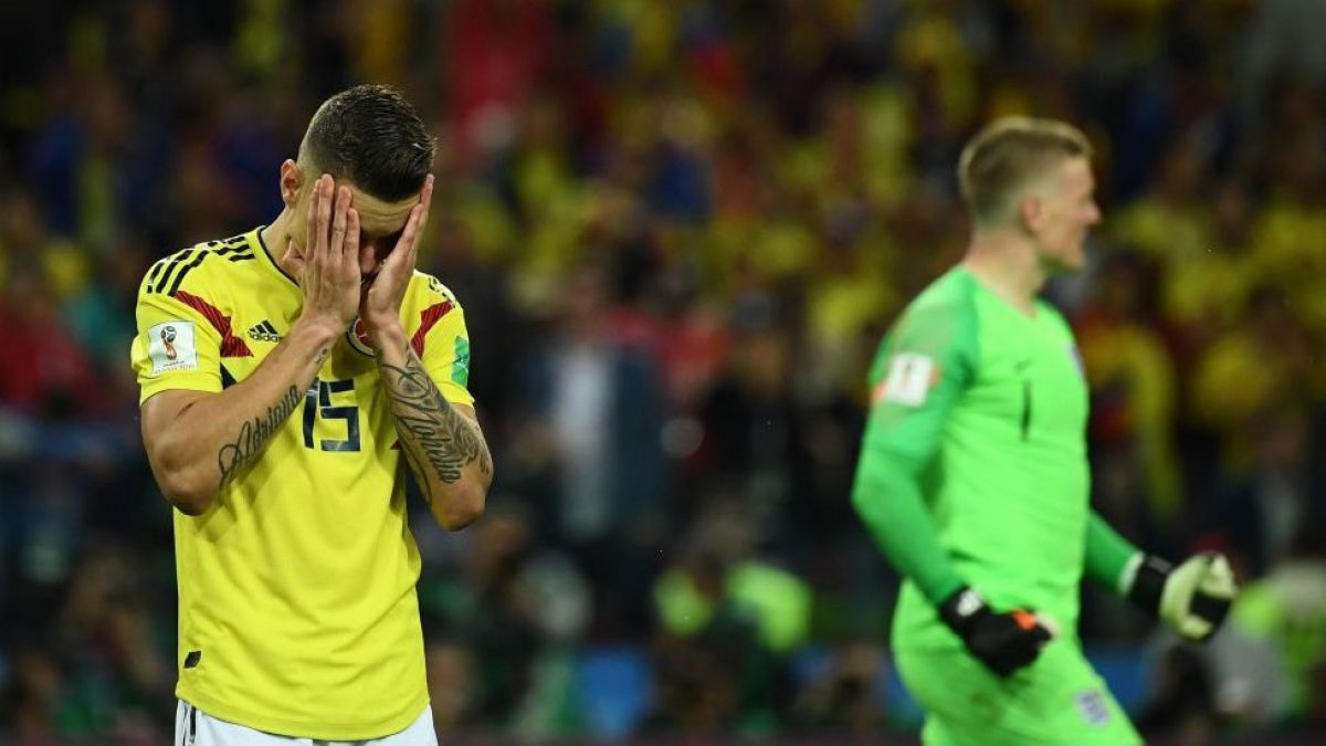 Rusia 2018: Colombia no merecía ganar, el veredicto de la BBC sobre su eliminación del Mundial