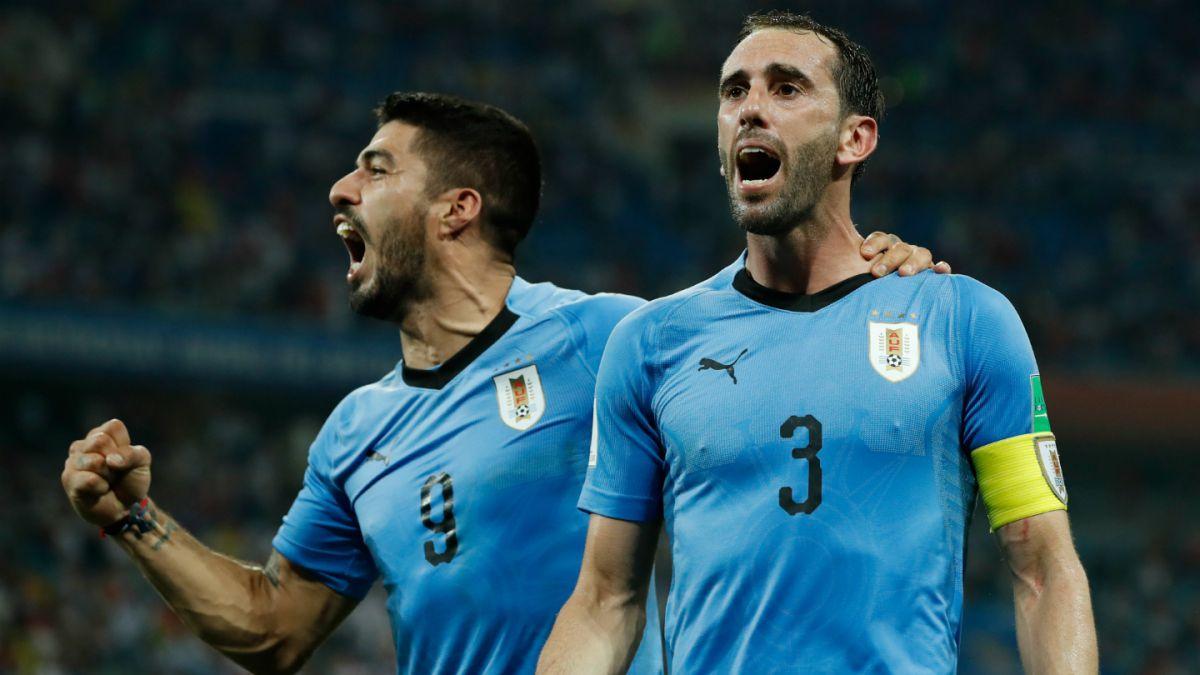 ¿Cuándo juega Uruguay ante Francia en el Mundial de Rusia 2018?
