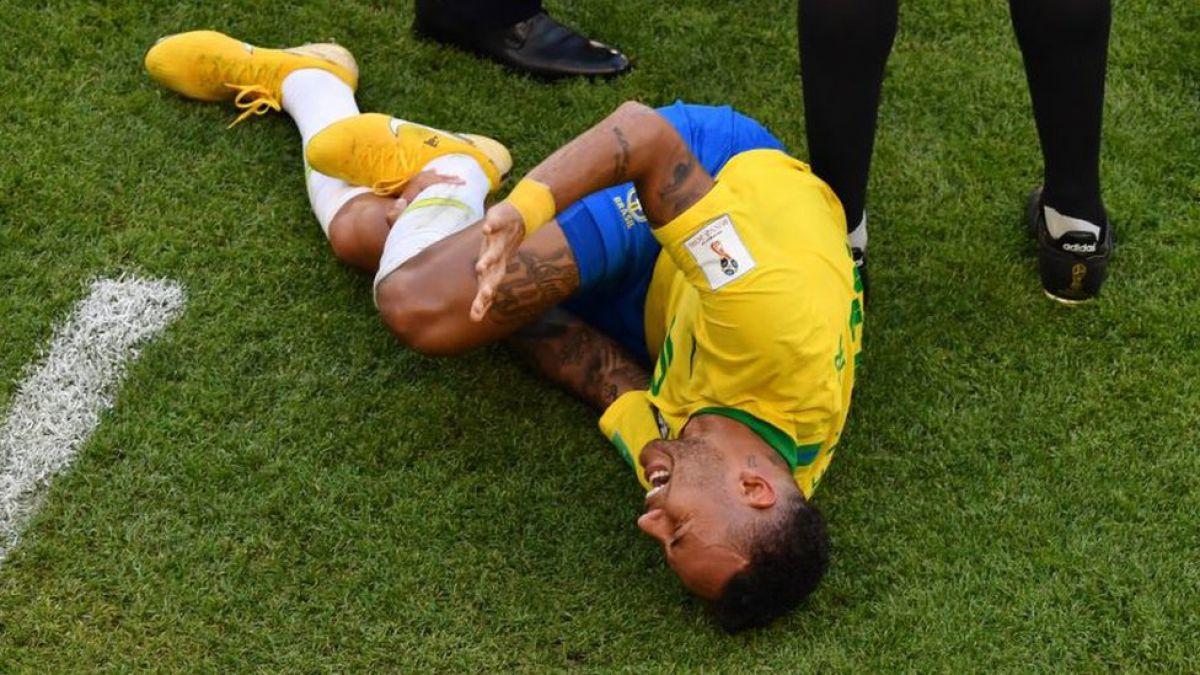 Rusia 2018: la respuesta de Neymar a las críticas por su teatralidad en el Mundial