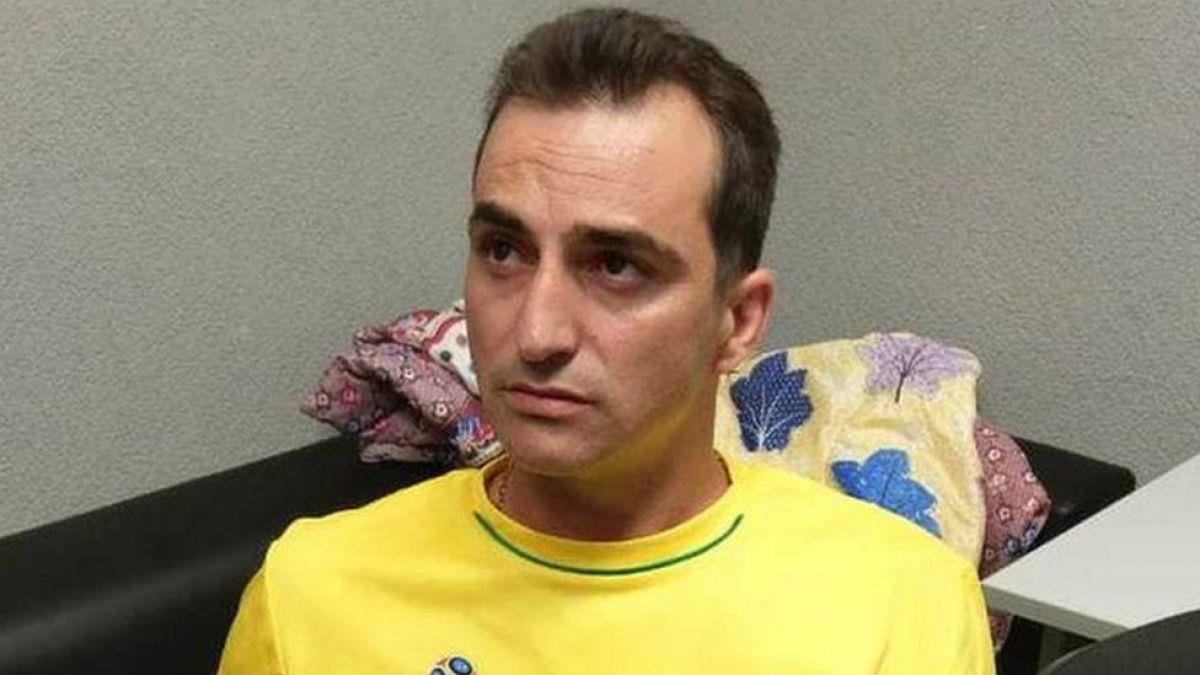 El brasileño que fue arrestado en pleno Mundial de fútbol gracias a la tecnología del Fan ID