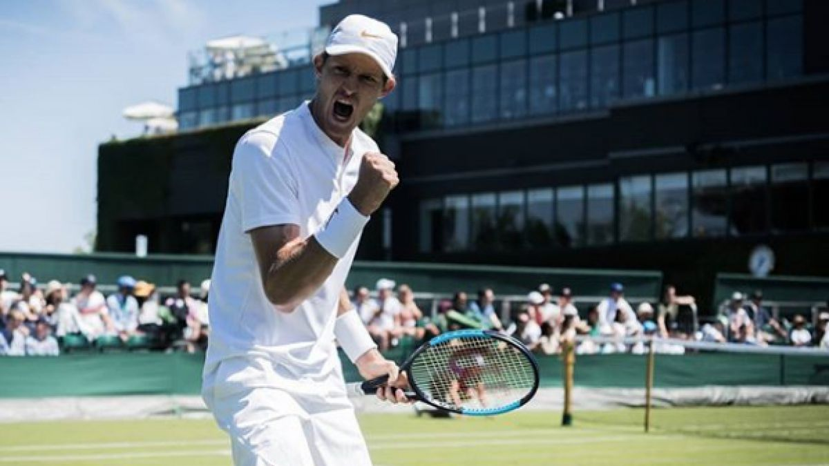 [Juego a Juego] Nicolás Jarry enfrenta a Mackenzie McDonald  en segunda ronda de Wimbledon