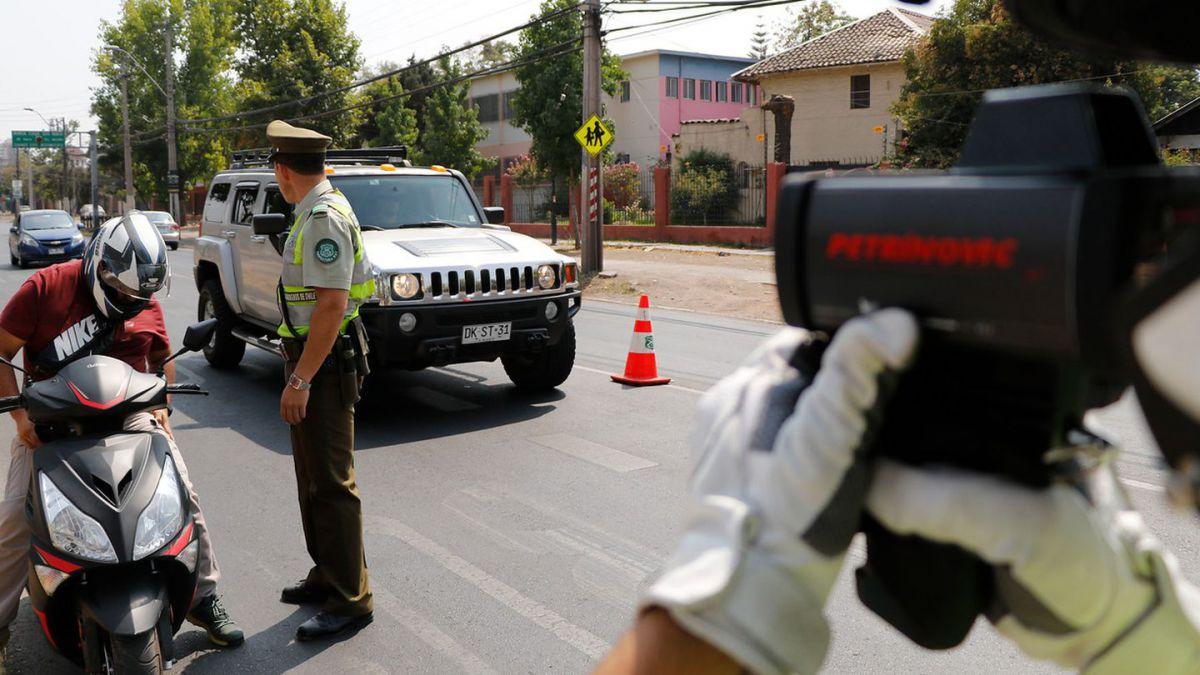 Congreso despacha ley que reduce el límite de velocidad en zonas urbanas