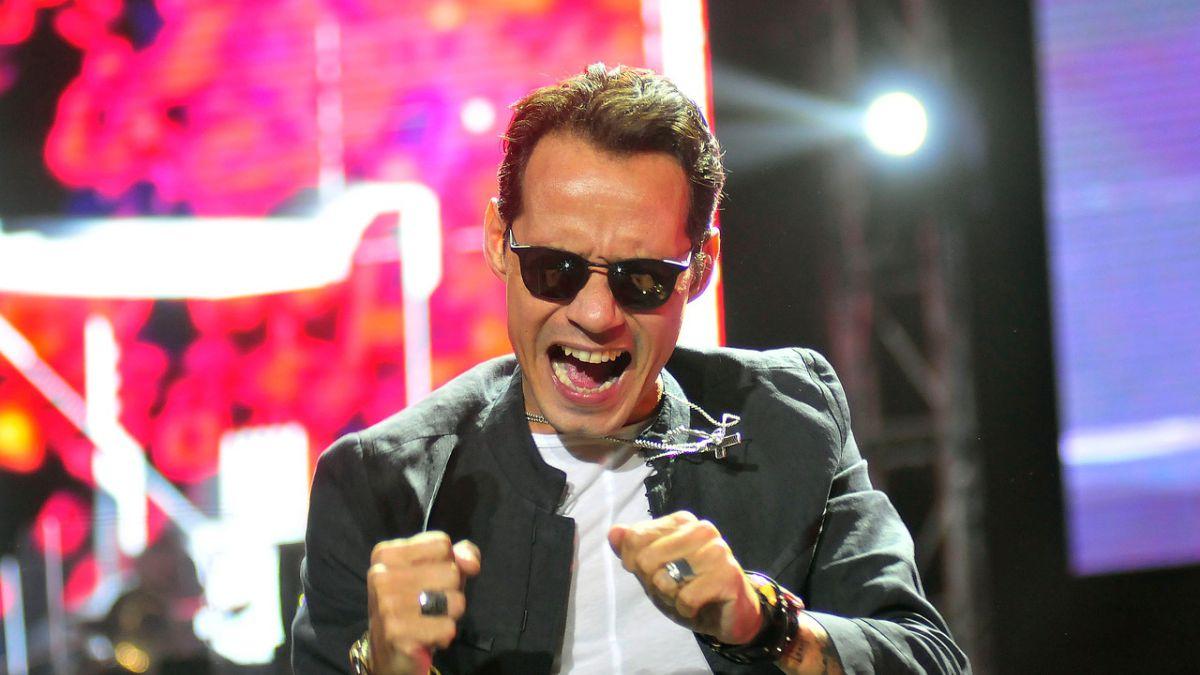 Productora confirma segundo show de Marc Anthony en Chile
