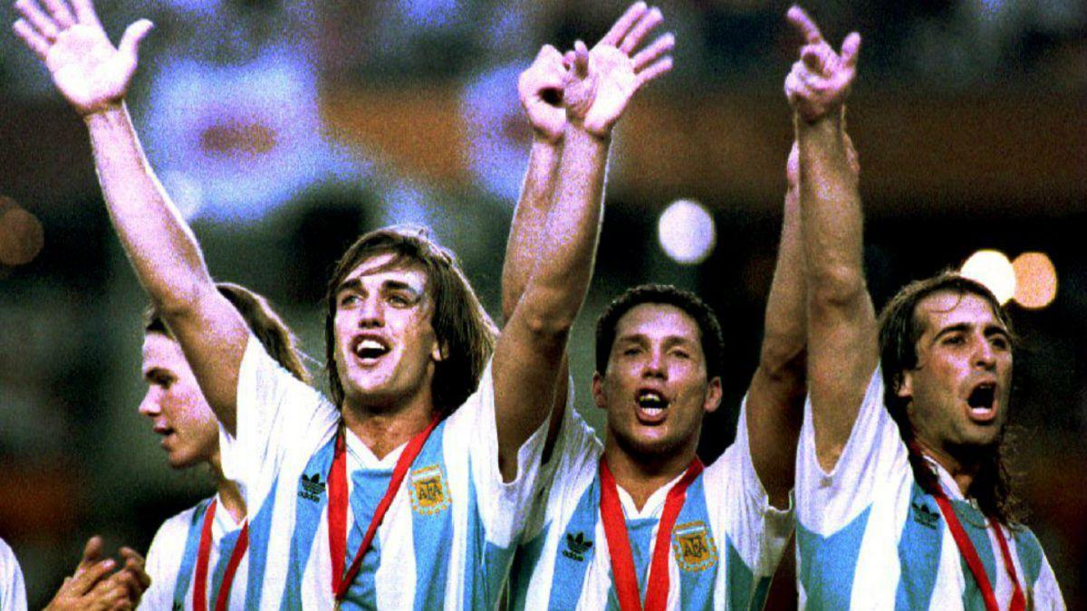 A 25 años del último título de Argentina con ídolos como Rodríguez, Acosta y Gorosito