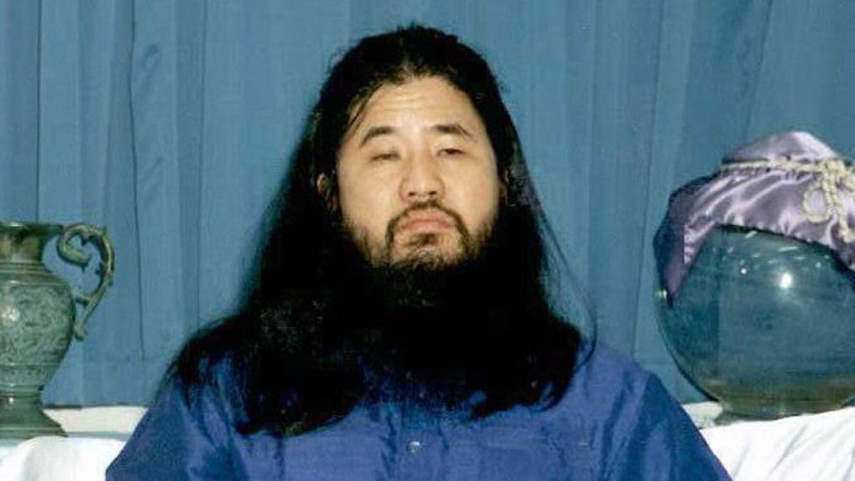 Japón: quién era Shoko Asahara, el líder de la secta Verdad Suprema y por qué fue ahorcado