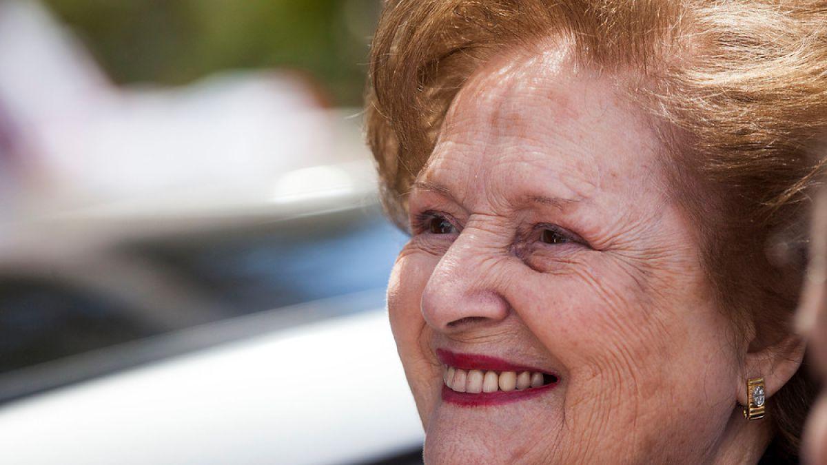 Caso Riggs: Lucía Hiriart solicita anular fallo de comiso de fondos y propiedades de Pinochet