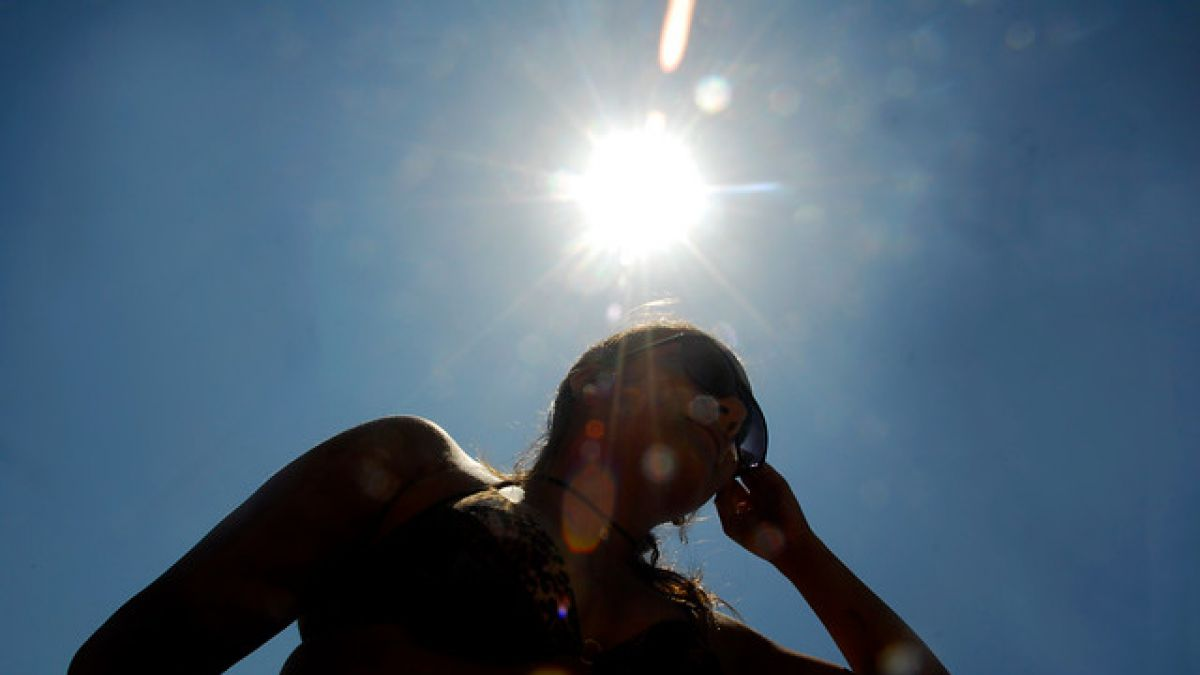 [FOTO] El rostro que te convencerá de usar protector solar
