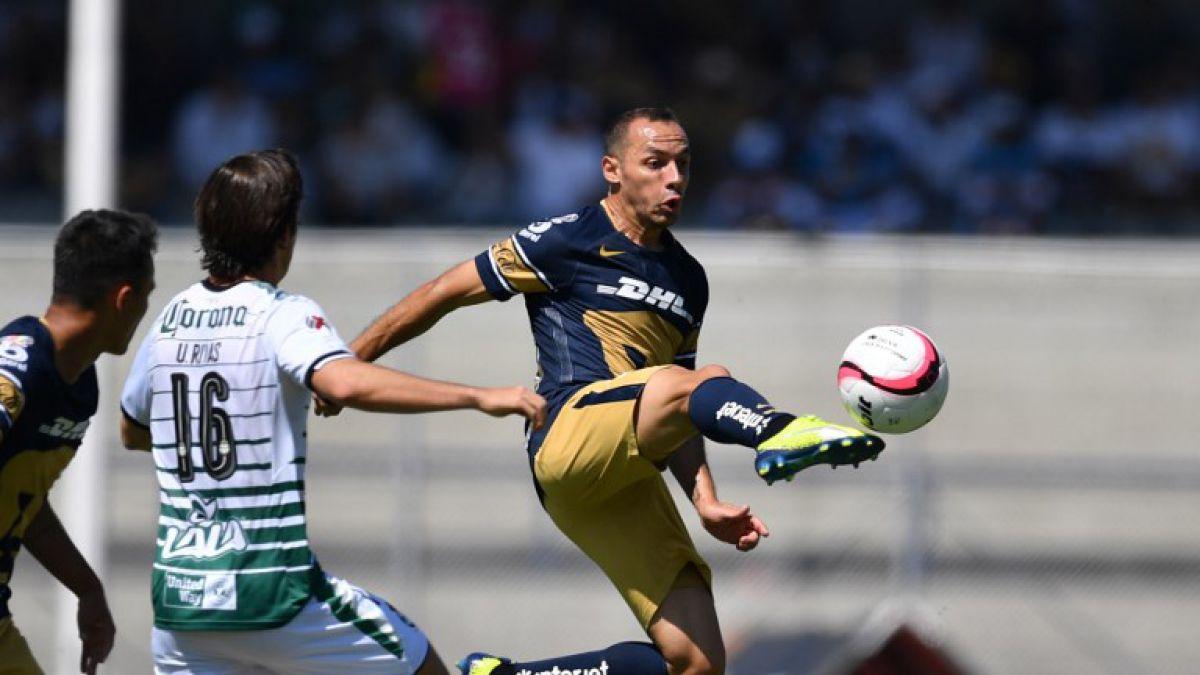 Marcelo Díaz considera a la Liga MX la mejor del mundo