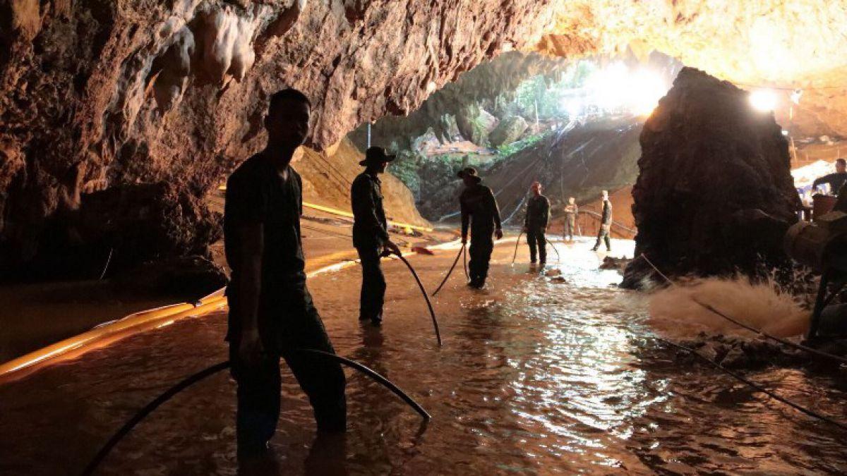 Esperanza en Tailandia: Socorristas anuncian el inicio de la operación de rescate