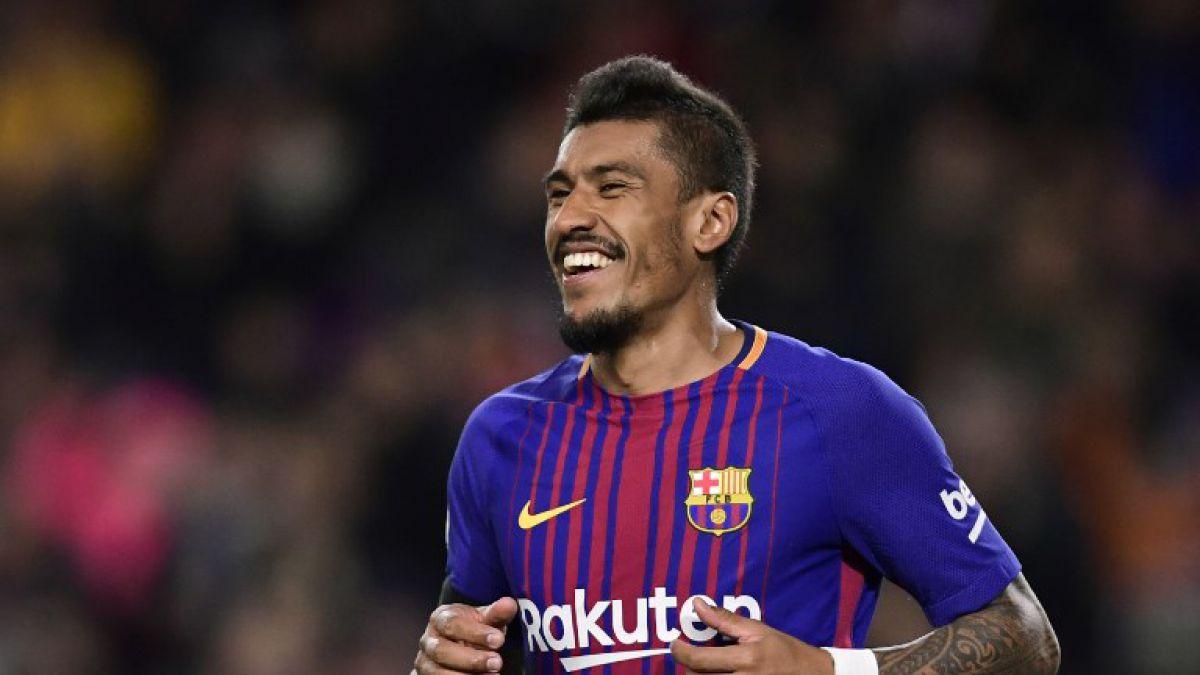 Paulinho deja el Barcelona y vuelve a fichar por el Guangzhou chino