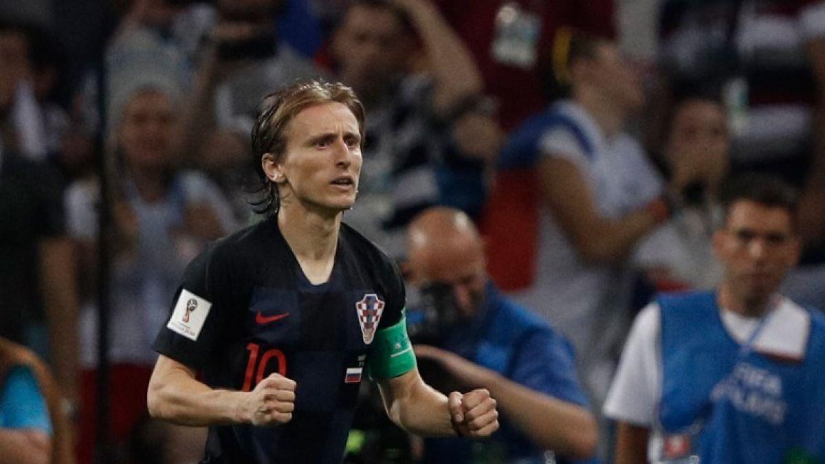 [VIDEO] ¿Sorpresa? Luka Modric es elegido el mejor jugador de Europa