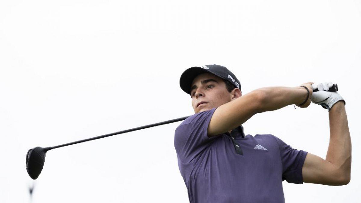 Joaquín Niemann finaliza quinto en The Greenbrier del PGA Tour
