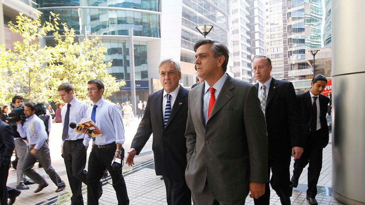 Juicio en Caso SQM: Fiscalía pide que Piñera declare como testigo por cambio en ley de royalty
