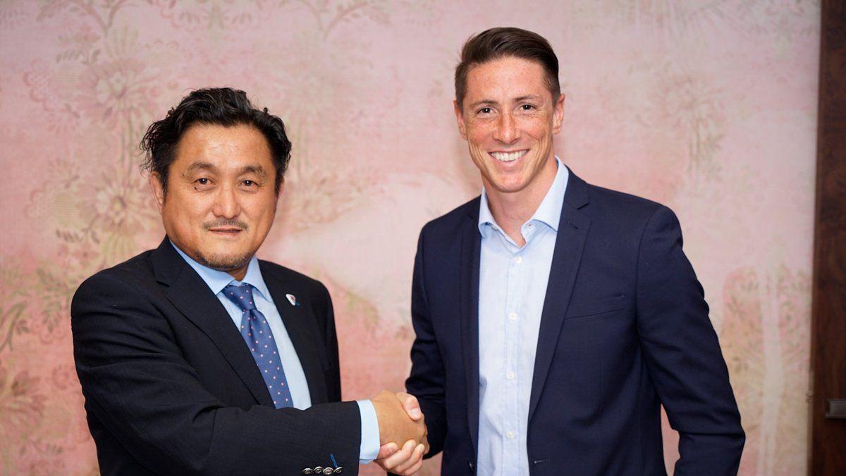 Fernando Torres ficha por el Sagan Tosu, penúltimo clasificado de la Liga japonesa
