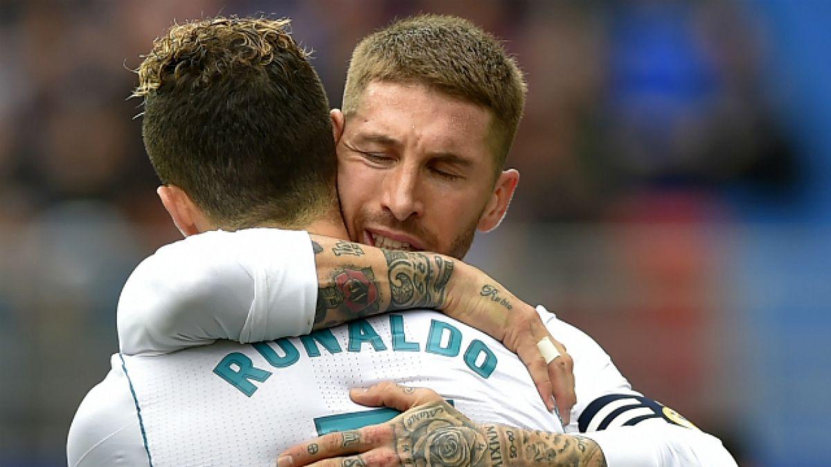 [FOTO] Las sentidas palabras de Sergio Ramos a Cristiano Ronaldo tras su partida a Juventus