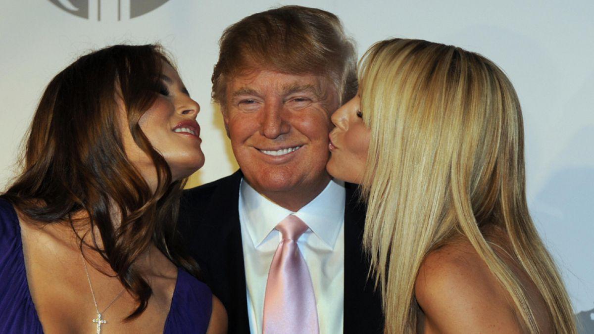 Me sentí como un pedazo de carne: así eran las fiestas privadas de Trump antes de ser Presidente