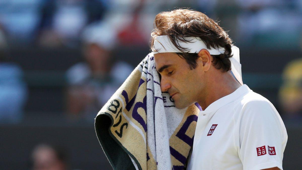 Sorpresa en Wimbledon: Kevin Anderson elimina a Roger Federer