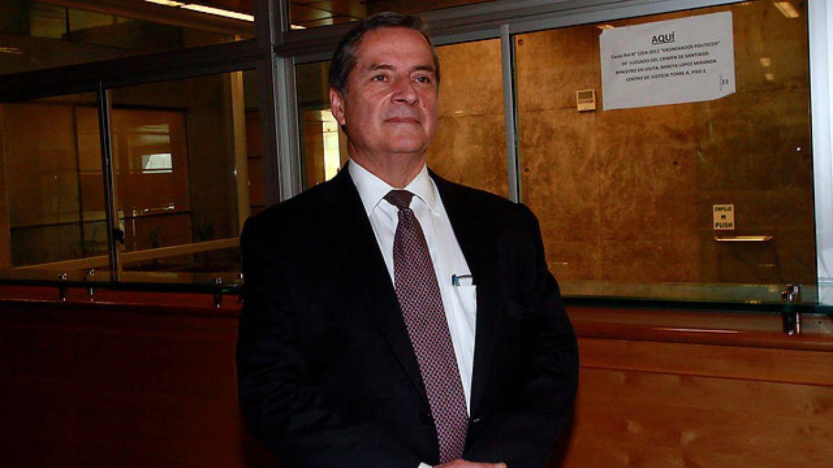 Fijan fecha para discutir eventual reapertura del caso SQM tras solicitud de Contesse
