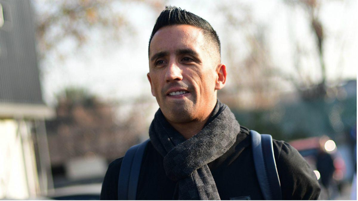 """Lucas Barrios ya quiere debutar en Colo Colo: """"Estoy ansioso por el primer partido"""""""