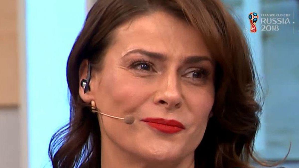 """Tonka Tomicic se emocionó en """"Bienvenidos"""""""