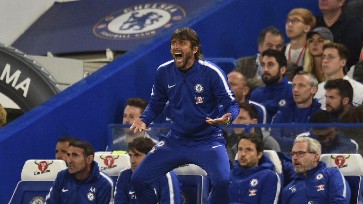 El Chelsea despide a Antonio Conte y contrataría a otro técnico italiano
