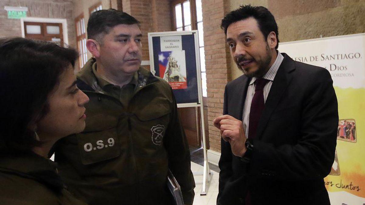 [VIDEO] Fiscalía: Delitos por los que se investiga a sacerdote Muñoz no están prescritos