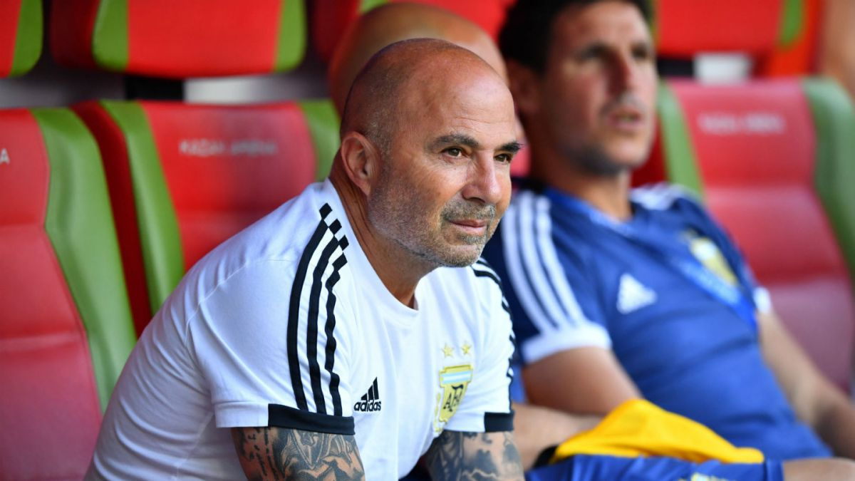Es oficial: Sampaoli es el nuevo entrenador de Santos de Brasil