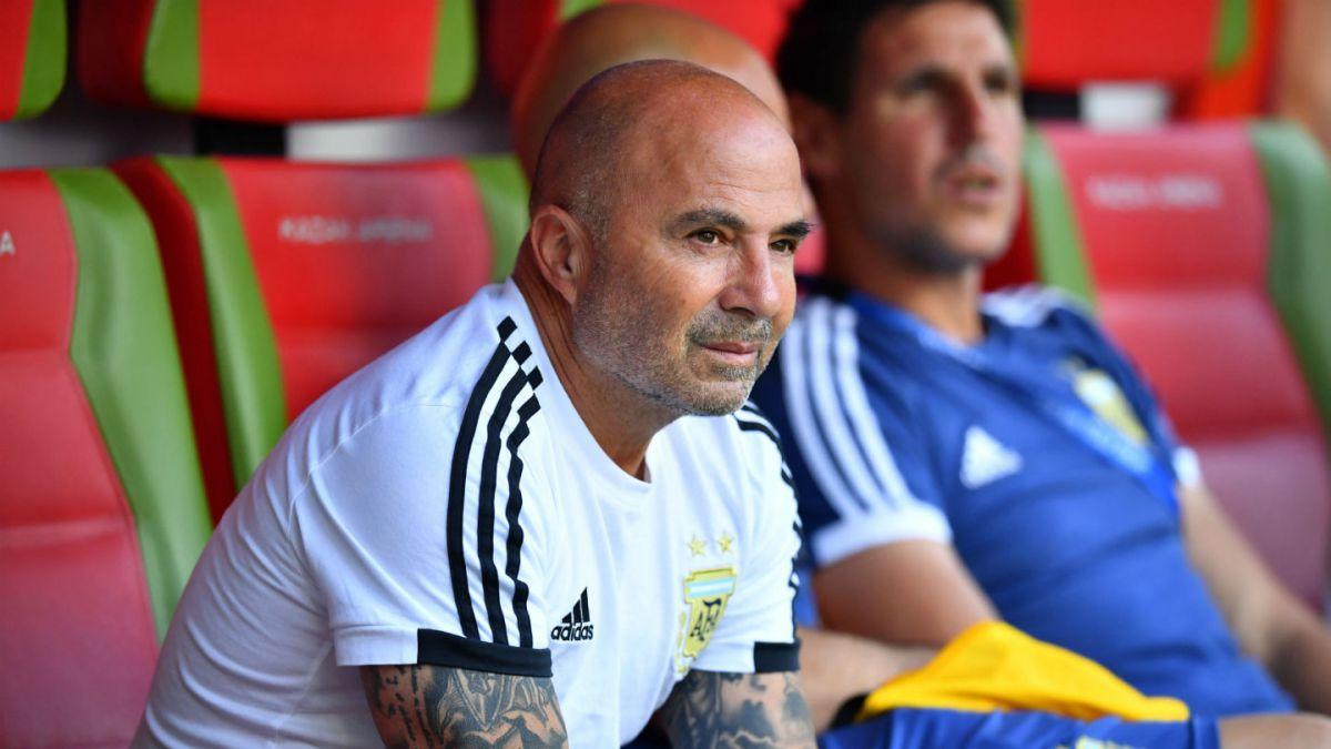 Jorge Sampaoli asume como DT del Santos
