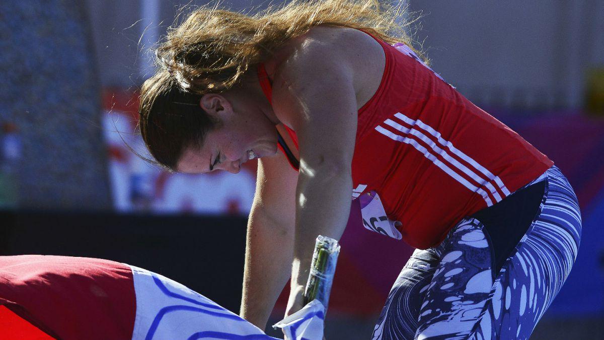 Natalia Duco tras doping positivo: Aclararé esta situación