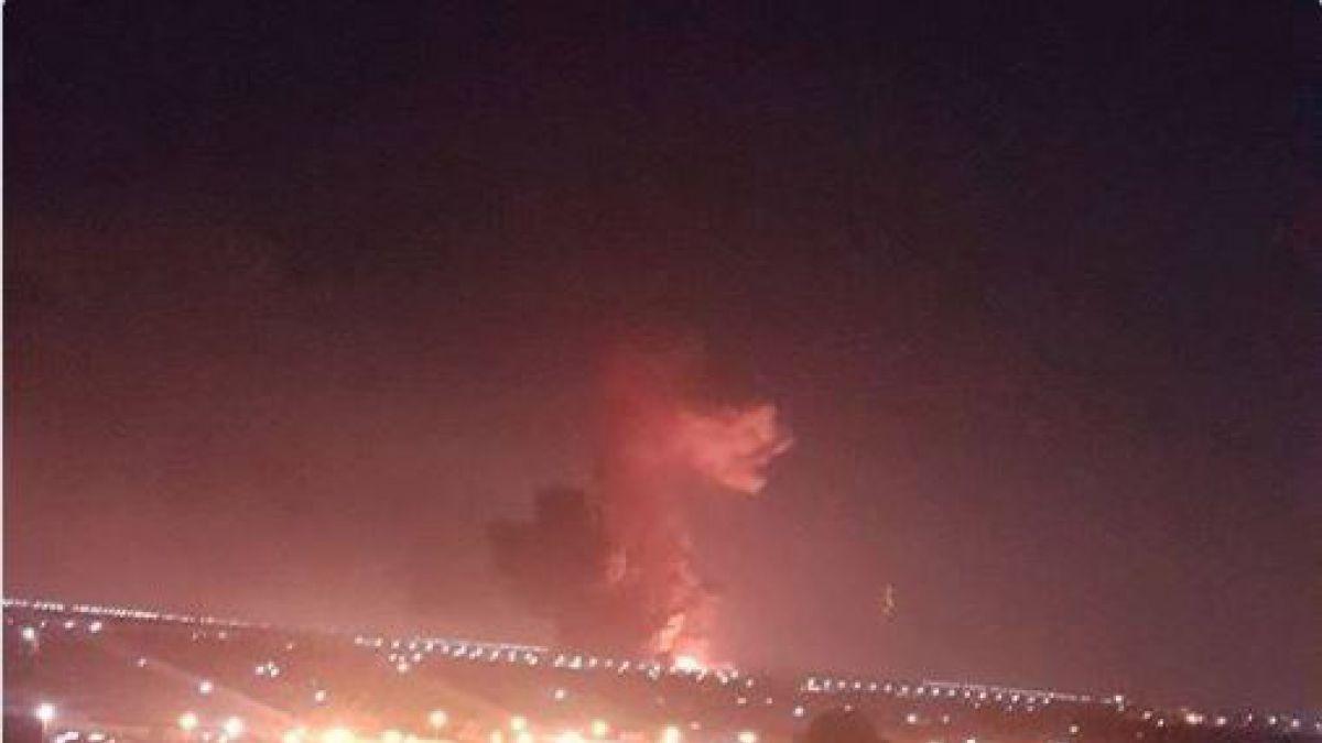 [VIDEO] Egipto: Controlan emergencia tras explosión cerca del aeropuerto de El Cairo