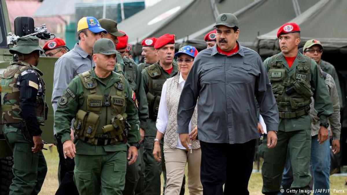 Nicolás Maduro: Estados Unidos quiere llevar a Venezuela a confrontación armada con Colombia