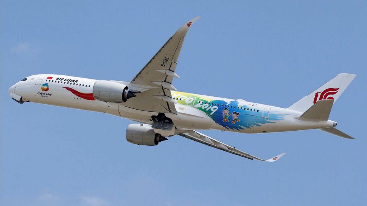 Piloto de Air China ocasiona accidente aéreo por negligencia
