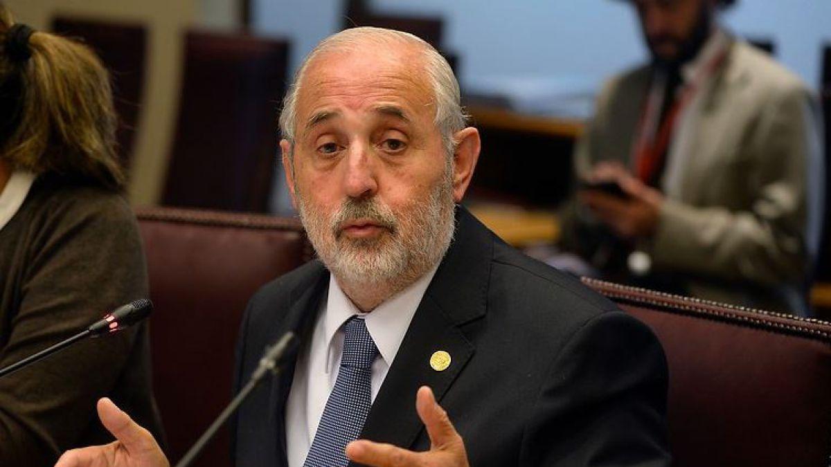 Suprema declaró admisible solicitud de destitución del fiscal Abbott
